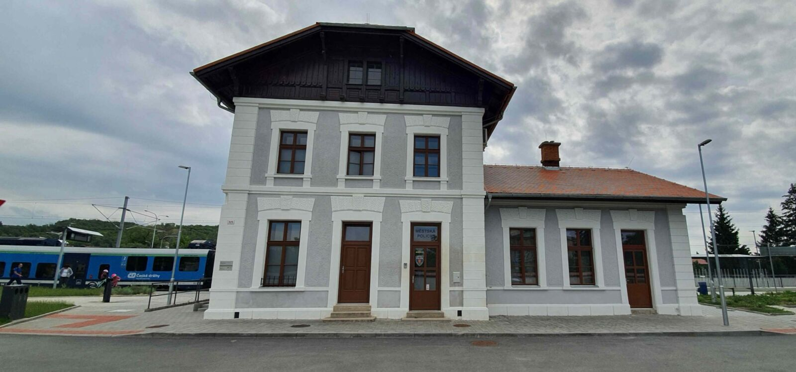 Nádraží Židlochovice