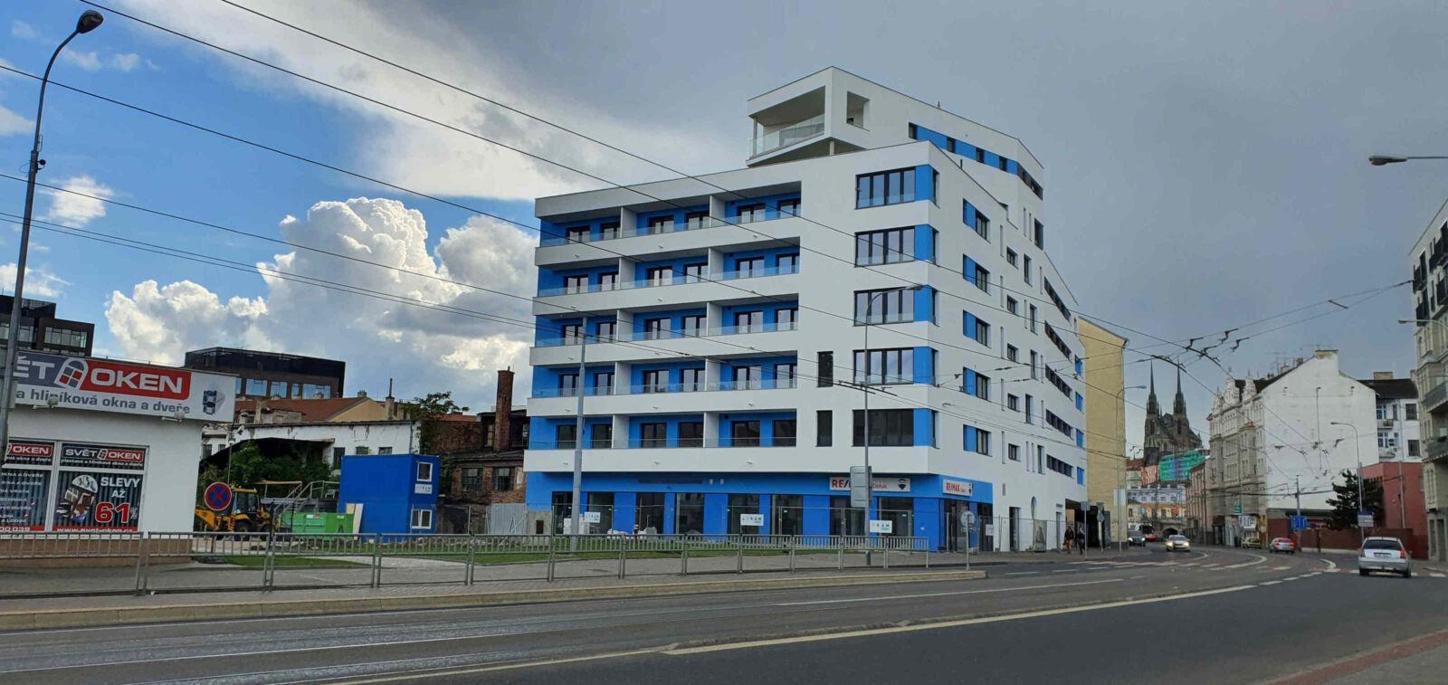 Palác Krona Křenová ulice