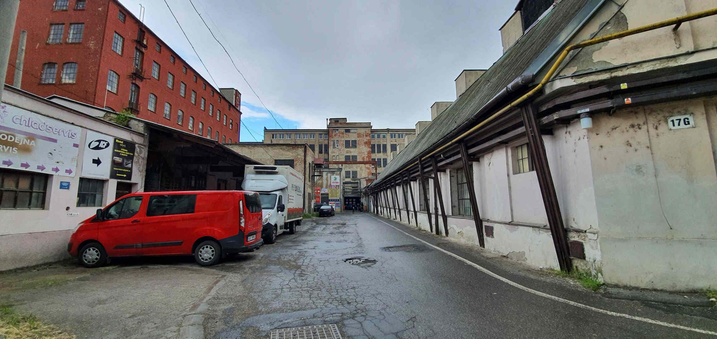 Původní Mosilana Křenová Brno